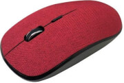 CONCEPTUM WM503RD 2.4G WIRELESS MOUSE WITH NANO RECEIVER FABRIC RED
