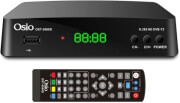 OSIO OST-2660D DVB-T/T2 FULL HD H.265 MPEG-4 USB TERRESTRIAL DIGITAL RECEIVER WITH PROGRAMMABLE RC