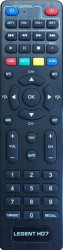 LEGENT HD7/HD8 REMOTE CONTROL