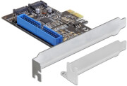 DELOCK 89293 PCI EXPRESS CARD – 2X INTERNAL SATA 6 GB/S + 1 X INTERNAL IDE