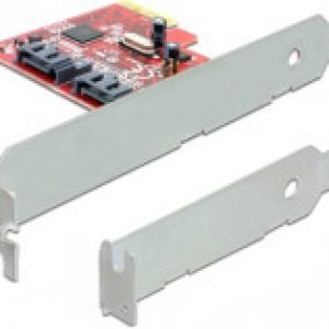 DELOCK 89270 PCI EXPRESS CARD – 2X INTERNAL SATA 6 GB/S