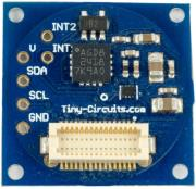 TINYSHIELD GYROSCOPE BOARD