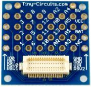 TINYSHIELD PROTO BOARD – WITH TOP CONNECTOR