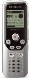 PHILIPS DVT1250 8GB VOICE TRACER AUDIO RECORDER