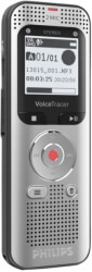 PHILIPS DVT2050 8GB VOICE TRACER AUDIO RECORDER