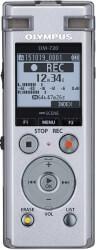 OLYMPUS DM-720 4GB DIGITAL RECORDER SILVER