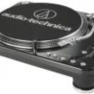 AUDIO TECHNICA AT-LP1240USB PRO DJ DIRECT-DRIVE TURNTABLE (USB/ANALOG)