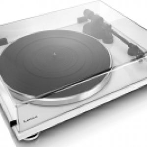 LENCO L-87WH SLIM TURNTABLE WITH USB CONNECTION WHITE