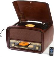 CAMRY CR1112 RETRO TURNTABLE WITH CD/MP3/USB/RECORDING