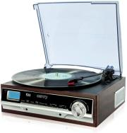 CAMRY CR1113 TURNTABLE WITH RADIO