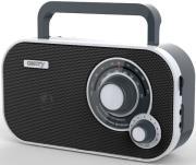 CAMRY CR1140B PORTABLE RADIO FM/AM BLACK