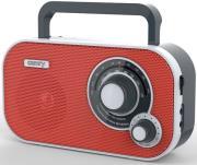 CAMRY CR1140R PORTABLE RADIO FM/AM RED