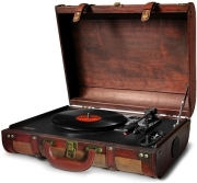 CAMRY CR1149 SUITCASE TURNTABLE