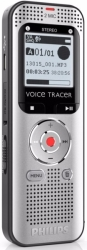 PHILIPS DVT2000 4GB VOICE TRACER AUDIO RECORDER