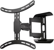 "HAMA 118619 FULLMOTION TV WALL BRACKET 3 STARS 65"" BLACK"