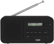 CRYPTO REDI DB100 DAB+/FM PORTABLE RADIO