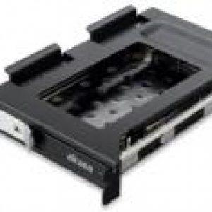"""AKASA AK-IEN-04 LOKSTOR M23 PCI SLOT MOBILE RACK FOR 2.5"""" HDD/SSD"""
