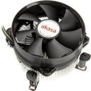 AKASA AK-CCE-7104EP CPU-COOLER WITH PLAIN-BEARING FOR 775/115X – 92M