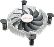 AKASA AK-CC7124EP01 INTEL LGA 775/115X LOW PROFILE CPU COOLER