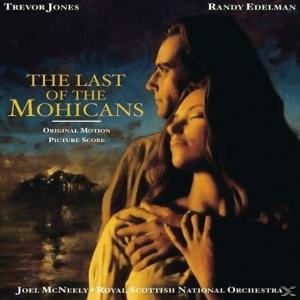 Randy Edelman;Trevor Jones – The Last Of The Mohicans [CD]