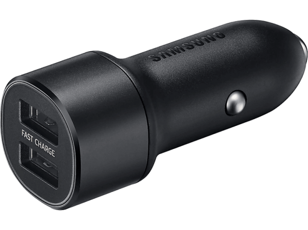 SAMSUNG Car Charger Duo Adaptor 15w Black