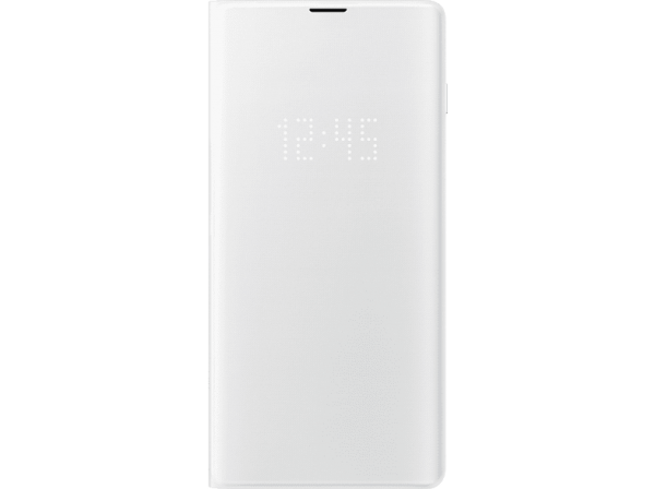 SAMSUNG Led View Cover Galaxy S10 Plus White