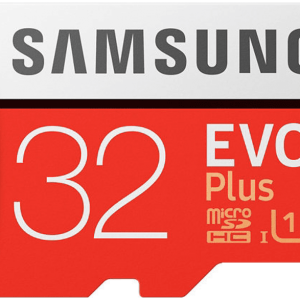 SAMSUNG micro-SDXC EVO PLUS 32GB with Adapter (MB-MC32GA/EU)