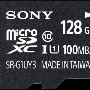 SONY microSD Performance Cl10 – SRG1UYA