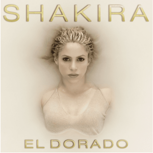 Shakira – El Dorado [CD]
