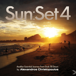 – SunSet 4 by Alexandros Christopoulos [CD]