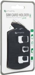4SMARTS 2IN1 SIM CARD HOLDER + ADAPTER