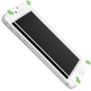 CASEUAL FGV2IP7-WHT FULL GLASS FOR IPHONE7 WHITE