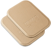 4SMARTS METAL PLATE ULTIMAG LEATHERETTE 2 PCS GOLD