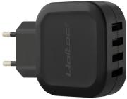 QOLTEC 50192 INTELLIGENT CHARGER 4X USB 5V 4.8A/24W