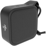 AUDICTUS DYNAMO WATERPROOF BLUETOOTH SPEAKER BLACK