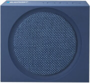 BLAUPUNKT BT03BL PORTABLE BLUETOOTH SPEAKER WITH FM RADIO AND MP3 PLAYER BLUE