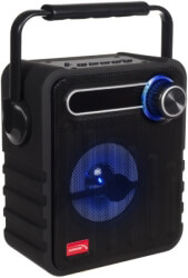 AUDIOCORE AC810 HANDLE BLUETOOTH SPEAKER FM, USB, 1200MAH
