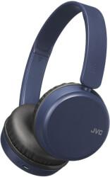 JVC HA-S35BT FLAT FOLDABLE WIRELESS HEADPHONES WITH MIC BLUE