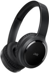 JVC HA-S80BN ON-EAR BLUETOOTH WIRELESS HEADPHONES WITH MIC BLACK