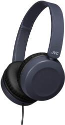 JVC HA-S31M FOLDABLE ON-EAR HEADPHONES WITH MICROPHONE BLUE
