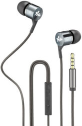 AUDICTUS EXPLORER 2.0 EARPHONES WITH MIC GREY