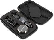 4SMARTS CAR TRAVEL SET BOX BLACK/GREY