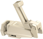 BASEUS BASEUS CAR REAR SEAT HEADREST PHONE BRACKET HOLDER KHAKI