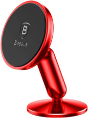 BASEUS CAR HOLDER BULLET AN ON-BOARD MAGNETIC BRACKET RED