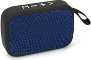 AKAI ABTS-MS89B PORTABLE BLUETOOTH SPEAKER WITH USB AND MICROSD BLUE