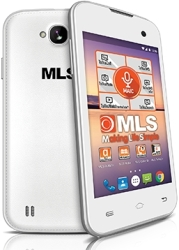 KINHTO MLS FAB 4G DUAL SIM WHITE