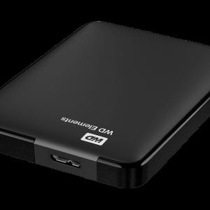 WD Elements 2TB Portable HDD USB 3.0