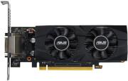 VGA ASUS GEFORCE GTX 1650 OC GTX1650-O4G-LP-BRK 4GB GDDR5 PCI-E RETAIL