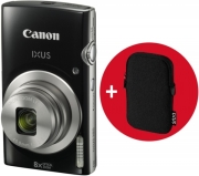CANON IXUS 185 BLACK ESSENTIAL KIT