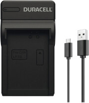DURACELL DRC5906 CHARGER WITH USB CABLE FOR DR9925/LP-E5